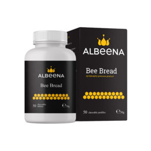 bee bread tablets albeena