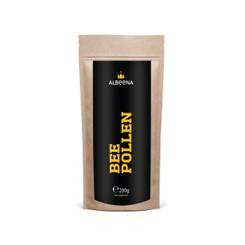Bee pollen dried 200 gr