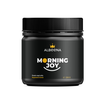 Morning joy -  royal jelly and honey blend 250 gr
